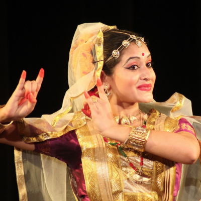 Sattriya Nritya (indischer Tanz)