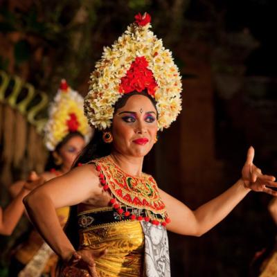 Legong (balinesischer) Tanz