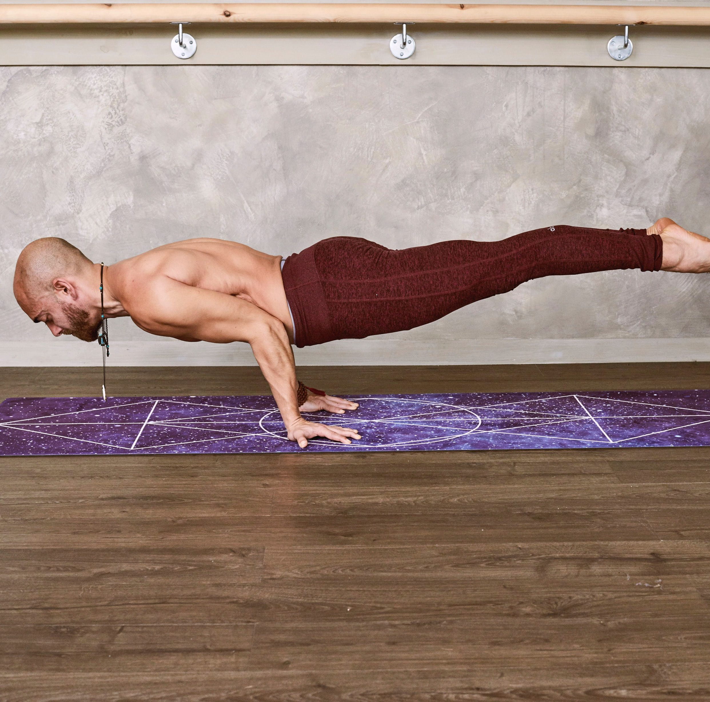 Was ist Ashtanga Yoga?